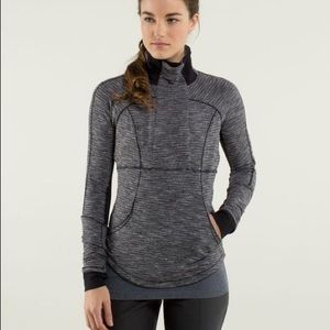 Lululemon Herringbone Base Runner Jacket 8